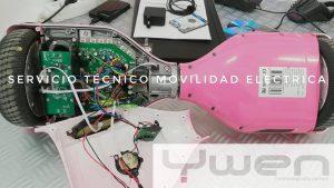 REPARACION PATINETES HOVERBOARD ELECTRICOS EN TOLEDO