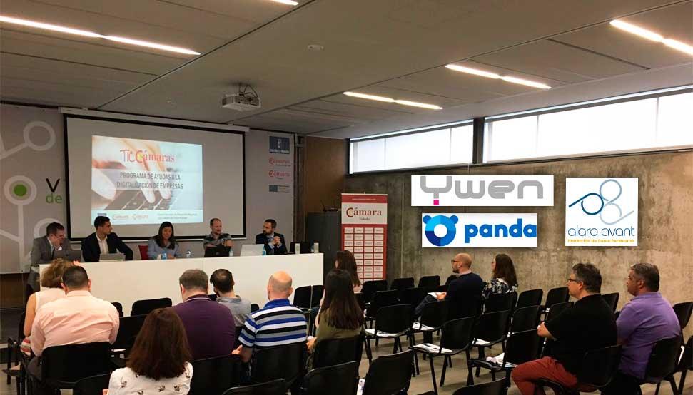 Jornada de Ciberseguridad en Toledo